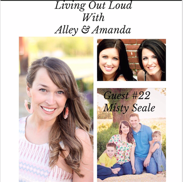 Special Guest #22- Misty Seale