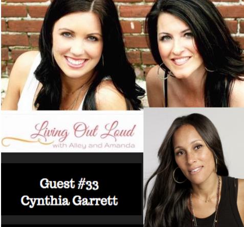 Special Guest #33- Cynthia Garrett